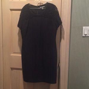 Black Karl Lagerfeld Evening dress size 14